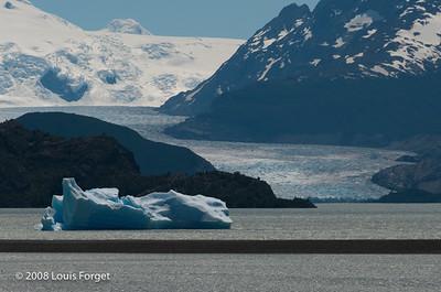 Chile (Grey Glacier) (2008)