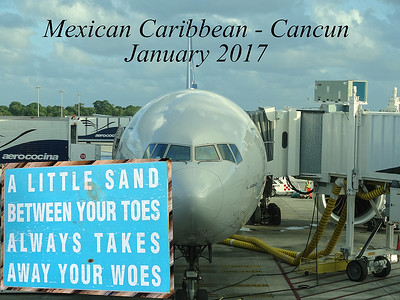 2017 - MEXICAN CARIBBEAN Cancun to Tulum