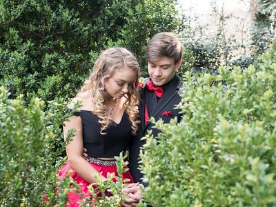 Shayna & Joey Prom