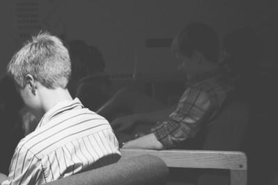 2013 - Dorm Worship -KHvR