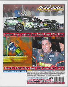 Area Auto Racing News - 2015