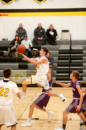 High School Boys' Basketball 2018-19