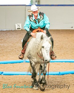 2018 Caledonian Show Cowboy Dressage
