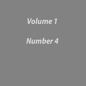 Volume 1 Number 4