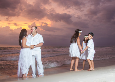 The Leon Family Panama City Beach 2015 - Sun Fun Photo