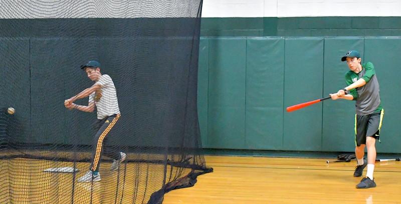 WUHS Baseball Practice 032918