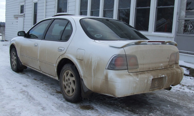 how dirty can a car get?