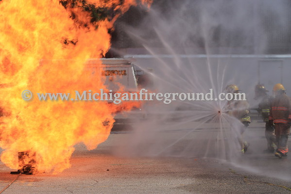 9/24/16 - Lansing propane emergency response training