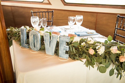 Robinson-Fartash Hornblower Wedding