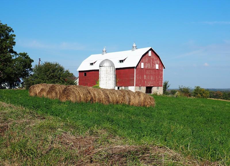 Barn on Dayton Ridge