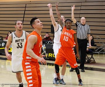Butte College defeats Lassen Game Photos