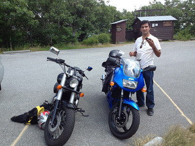 Ride with Gokul