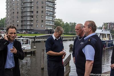 oosterparkwijk 2013-ingebruikname inspectieboot