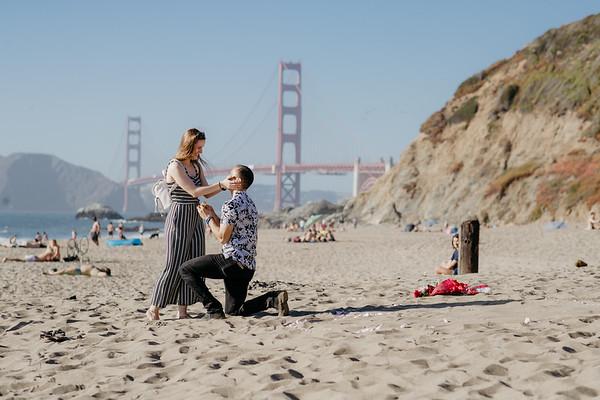 Prince & Michelle Proposal