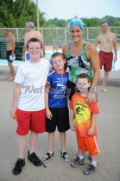 South County Triathlon July 12, 2009