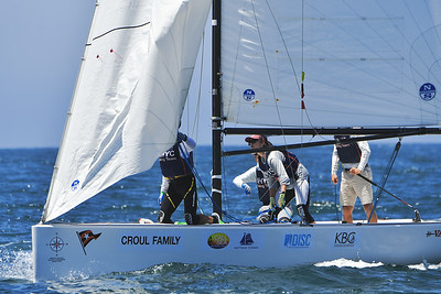 Wednesday On the Water Photos of GovCup Racing