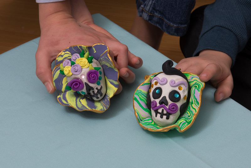 719 Day Of the Dead Heads