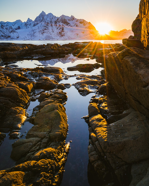Curated Print Selections | Lofoten, Norway