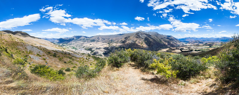 Crown Range Road Lookout - Queenstown Lakes District