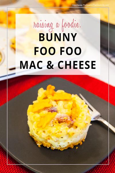 Bunny Foo Foo Mac and Cheese