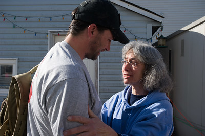 Mariann's house - Hurricane Sandy