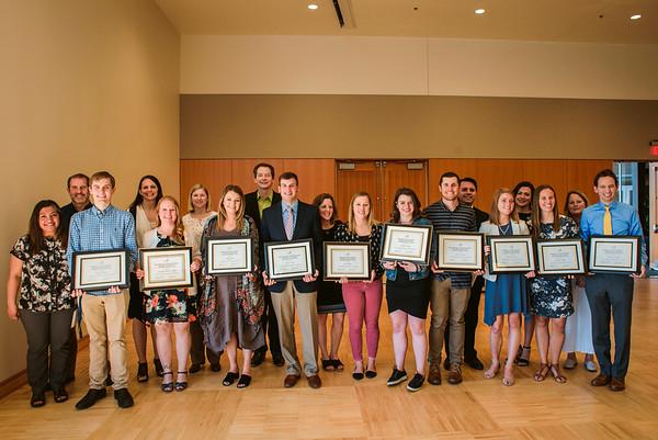 Sean Dorsey School of Education Awards