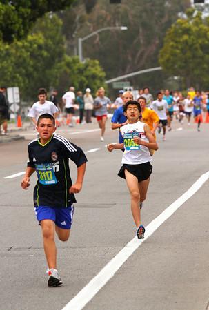 Jr. Carlsbad race