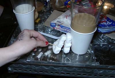 Netgoth Coffee At Diesel