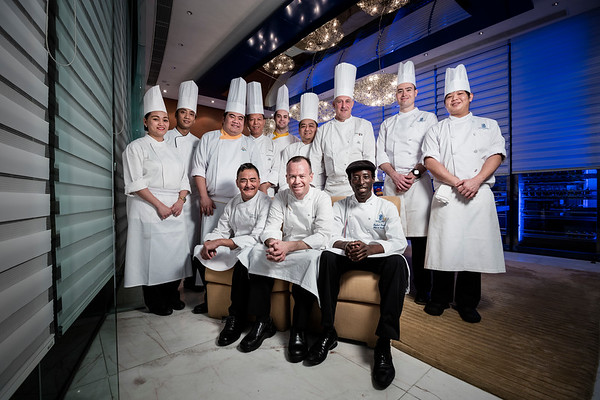 Galaxy Chefs at IFT