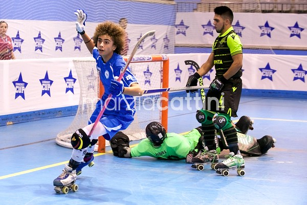 U17 Eurockey Cup 2017 - Follonica Hockey vs Sporting CP