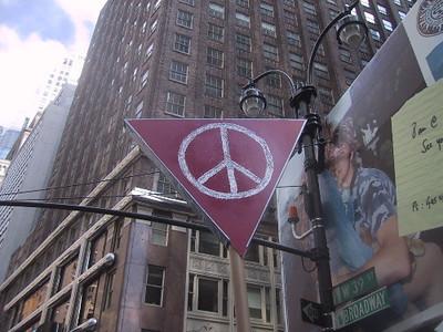 Anti-War March - March 22, 2003