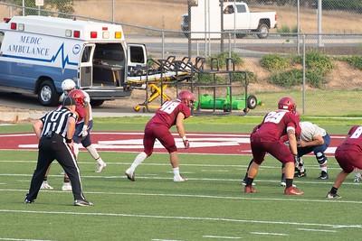 Angel - Sierra College football