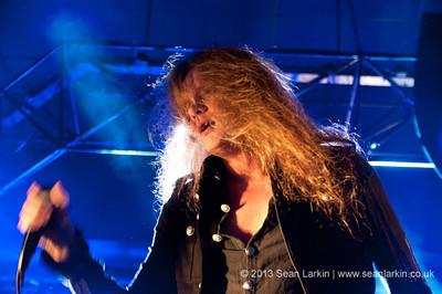 Sebastian Bach - Hard Rock Hell VI 2012