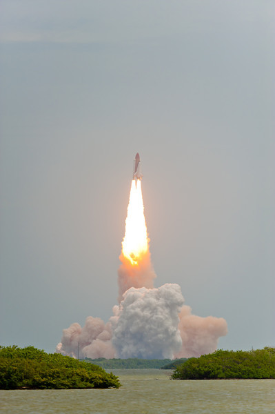 STS-135 Atlantis Launch Sequence