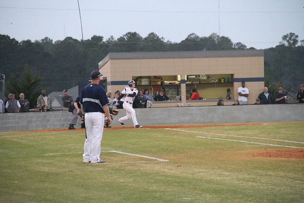 Tift County-Ware County baseball 2-17-2014