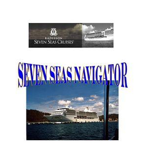 Cruise - Seven Seas - Cruise 2004