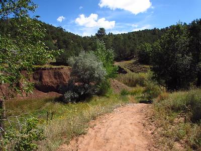 Milne-Gutierrez Canyon Open Space Hike  9-16-19