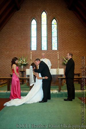 Formal Photos in the Church