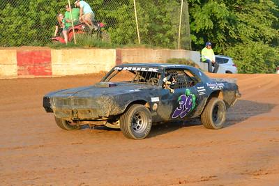 County Line Raceway May 7 2016