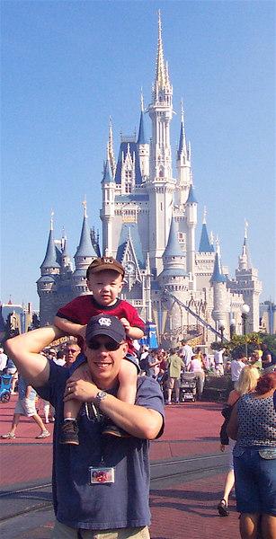 Josh At Disney