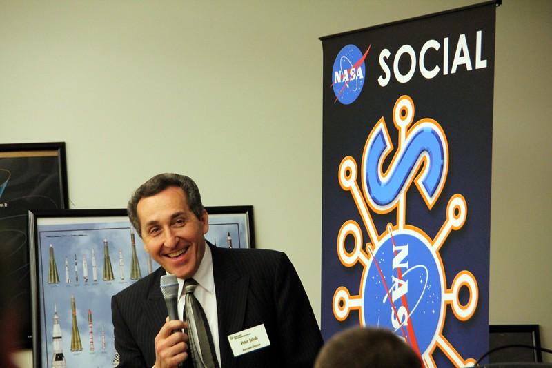 Smithsonian National Air and Space Museum Associate Director for Collections & Curatorial Affairs Dr. Peter Jakab