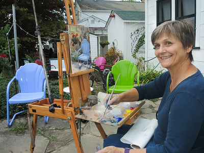 September 15-18, 2016. Central Ohio Plein Air artists-paint, relax and explore Vermilion again.
