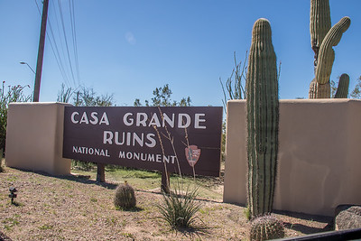 2017 Casa Grande National Ruins