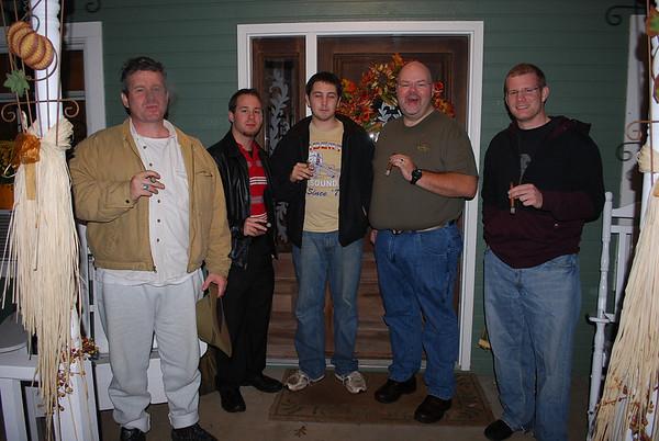 Cigar Club - October 2009