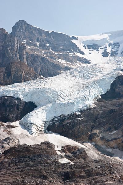 Andromeda Glacier