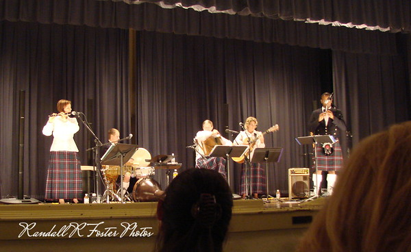 The US Air Force Heritage Celtic Ensemble