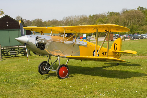 Old Warden : 23rd April