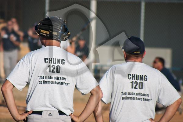 2012 Sonny Chung Memorial Softball Game - 7/27/12