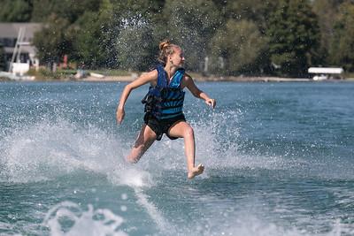 Water Skiing (2017)