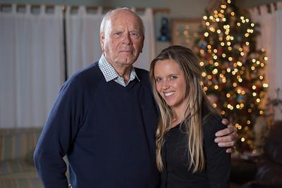 Christmas with Opa 2013